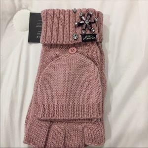 Victoria's Secret Sparkle Convertible Gloves